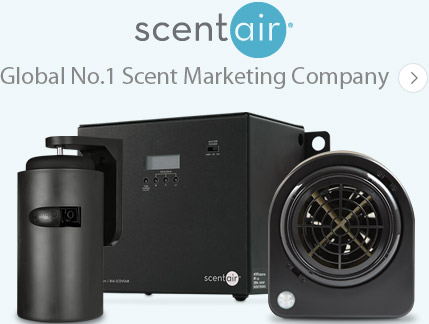 Global No.1 Scent Marketing Company